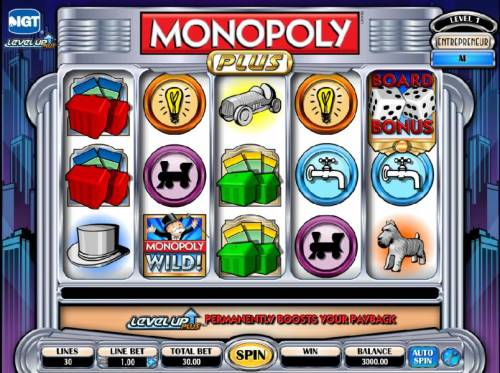Monopoly Plus review on Review Slots