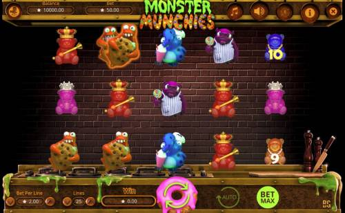 Monster Munchies review on Review Slots