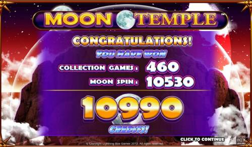 Moon Temple review on Review Slots