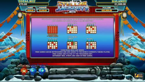 More Monkeys Review Slots For all symbols except scatters, winning combinations pay through any position on reels 1, 2, 3 4, and 5 respectively.
