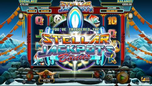 More Monkeys Review Slots Stellar Jackpots feature triggered.