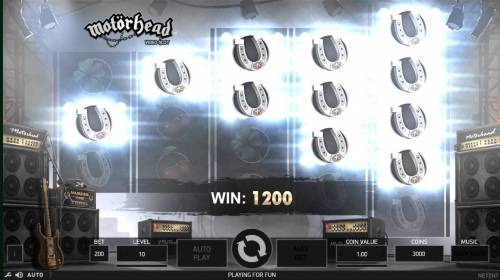 Motorhead review on Review Slots
