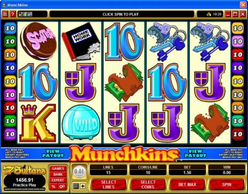 Munchkins review on Review Slots