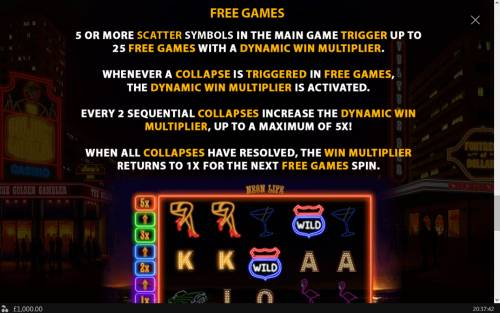 Neon Life Review Slots Free Game Rules