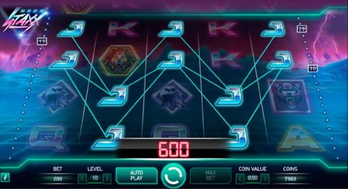 Neon Staxx Review Slots Multiple winning combinations triggers a big win!
