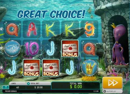 Octopus Kingdom review on Review Slots