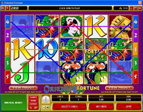 Oriental Fortune review on Review Slots