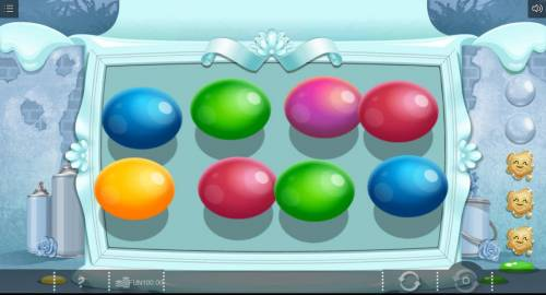 Paint Review Slots Select balloons to pop and reveal prize multipliers. Be carful, revealing an END stops the bonus game.