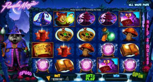 Panda Magic review on Review Slots