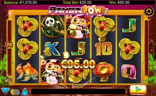 Panda Pow review on Review Slots