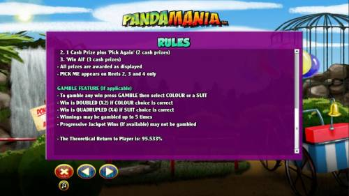 Pandamania review on Review Slots