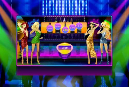 Party Night Review Slots second level of bonus feature prizes revealed