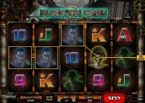 Phantom Cash review on Review Slots