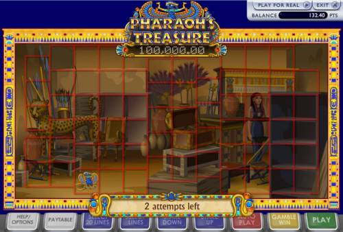 Pharoah's Treasure Review Slots you will have to select the blocks that contain hidden treasure