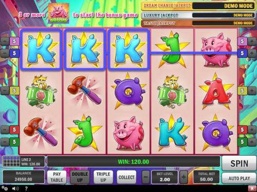 Piggy Bank review on Review Slots