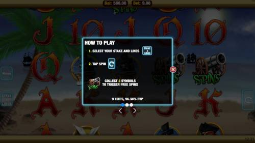 Plucky Pirates review on Review Slots