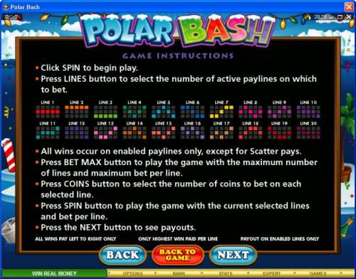 Polar Bash review on Review Slots