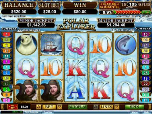 Polar Explorer review on Review Slots