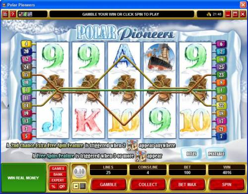 Polar Pioneers Review Slots