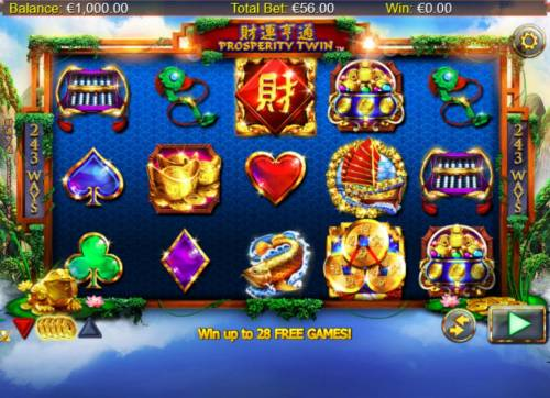 Prosperity Twin review on Review Slots