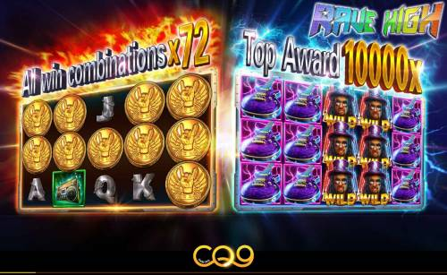 Rave High Review Slots Introduction