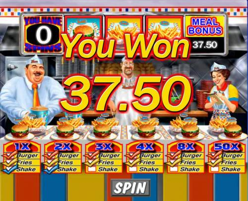 Reel Deal Diner Review Slots The Free Spins feature pays out a total of 37.50