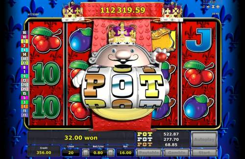 Reel King Potty Review Slots Reel King Potty triggered