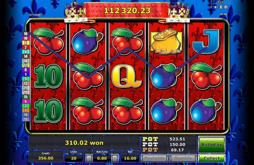 Reel King Potty Review Slots Multiple winning paylines