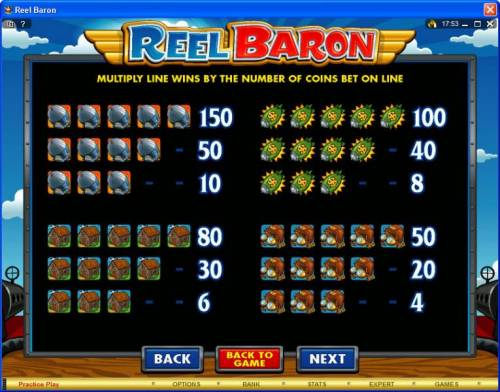 Reel Baron review on Review Slots