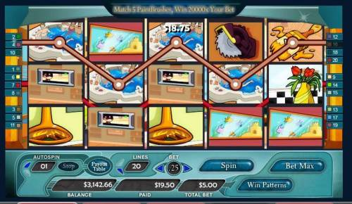 Reel Renovations review on Review Slots