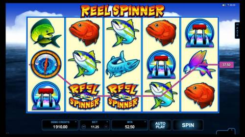 Reel Spinner review on Review Slots