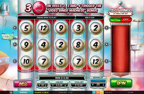 Reely Bingo review on Review Slots
