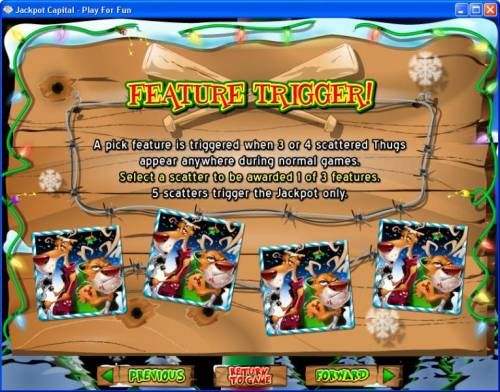 Return of the Rudolph review on Review Slots