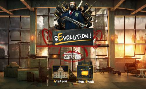 Revolution review on Review Slots