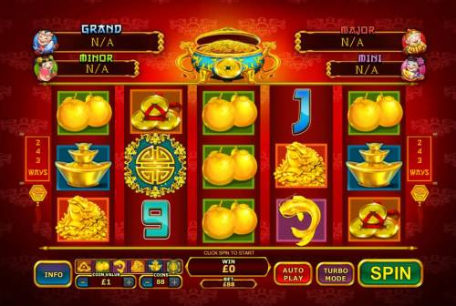 Ri Ri Jin Cai Slot - Review & Play this Online Casino Game
