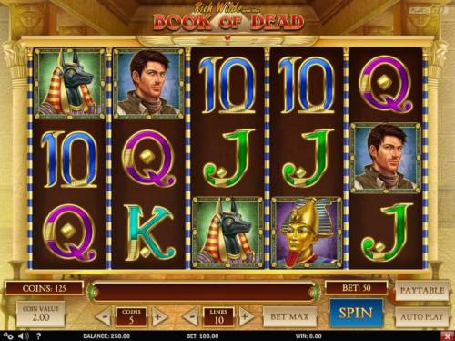 Rich Wilde and the Book of Dead review on Review Slots