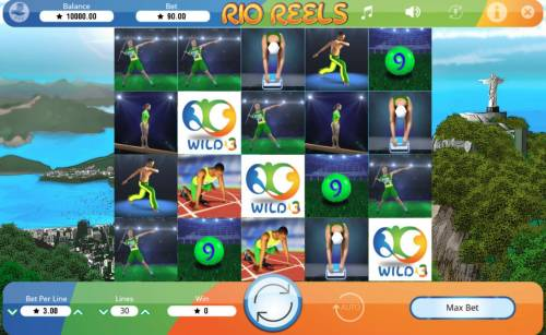 Rio Reels review on Review Slots
