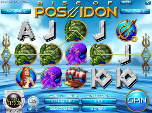 Spiele Rise Of Poseidon - Video Slots Online