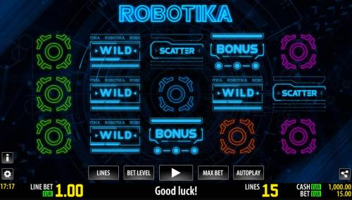 Robotika review on Review Slots