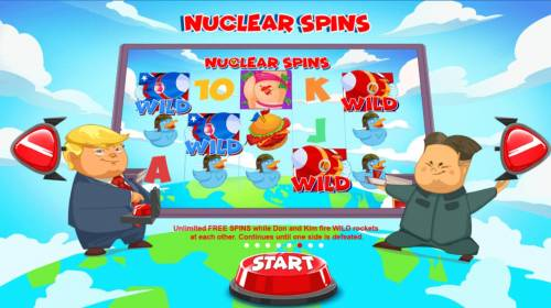 Rocket Men Review Slots Nuclear Spins Rules