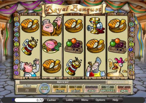 Royal Banquet review on Review Slots