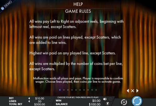 Sahara Queen Review Slots General Game Rules