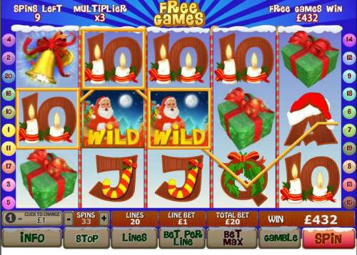 Santa Surprise Review Slots her is a 432 credit jackpot awarded during the free game play