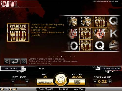 Scarface review on Review Slots