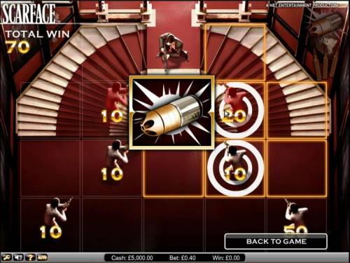Scarface Review Slots Scarface slot game the m203 round will take out multiple targets