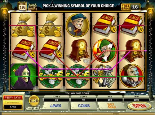 Casino slot machine how to play