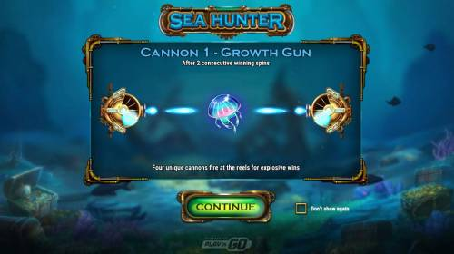 Sea Hunter review on Review Slots