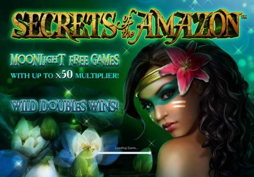 Secrets of the Amazon Review Slots Monn Light Free Games with up to x50 multiplier! Wild Boubles Wins!