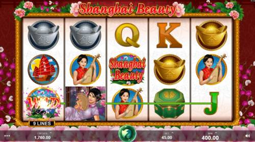Shanghai Beauty review on Review Slots