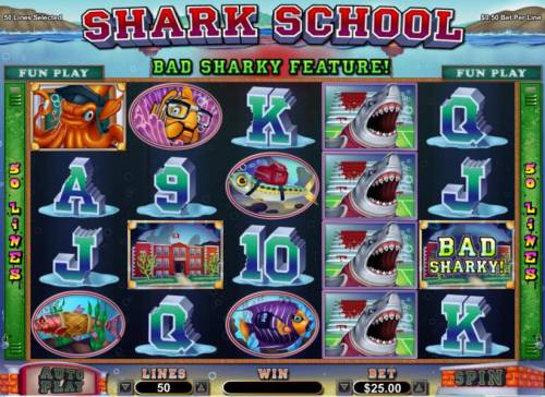 Shark School review on Review Slots